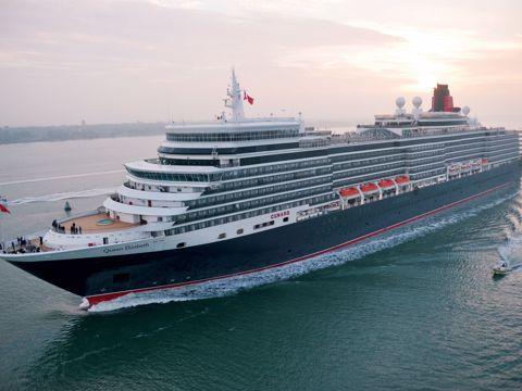 Crucero Capitales Bálticas Queen Elizabeth