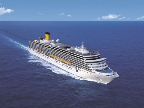 Crucero Vuelta al Mundo de Venecia