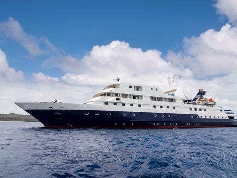 Crucero Islas Galápagos