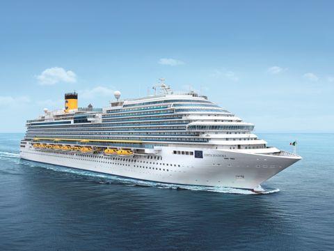 Crucero de Barcelona a Abu Dhabi