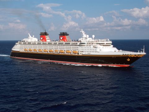 Crucero Fiordos Noruegos Disney Magic de Dover