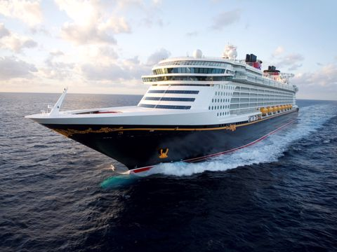 Crucero Disney Dream de Port Canaveral