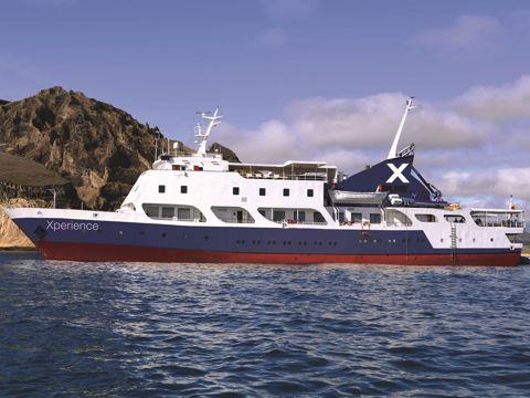 Crucero Galápagos