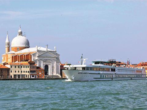 Crucero Laguna de Venecia