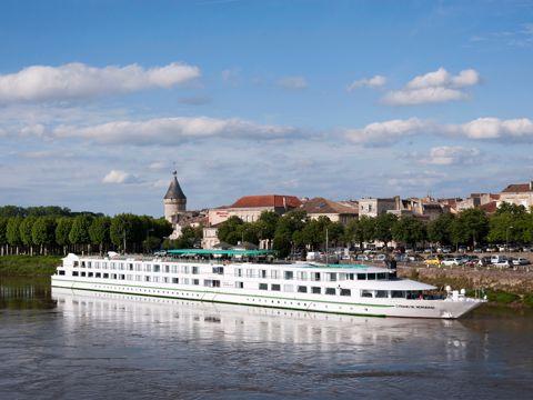 Crucero por el Garona de Burdeos