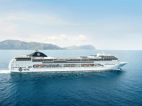 Crucero Dubai