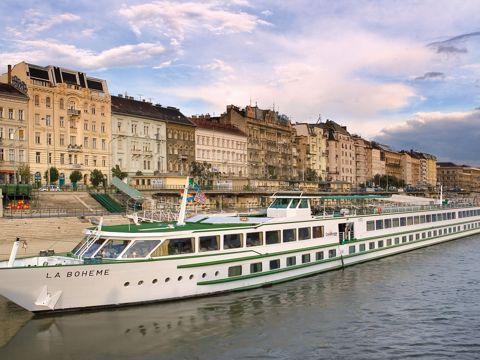Crucero fluvial por el Rin desde Estrasburgo