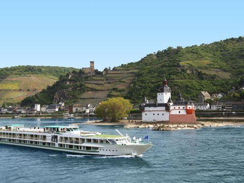 Crucero por el Danubio de Viena a Estrasburgo