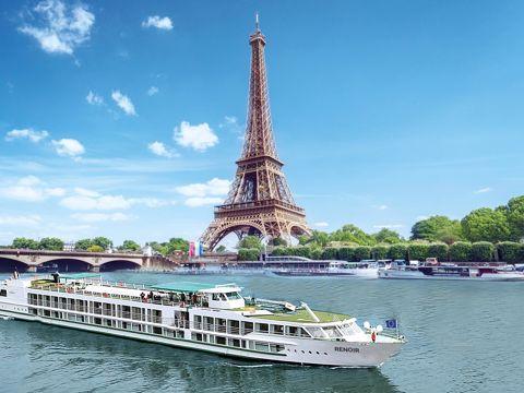 Crociera sulla Senna da Honfleur a Parigi