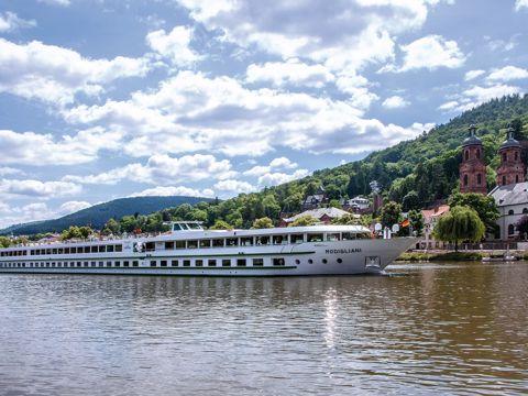 Croisière sur le Danube de Linz