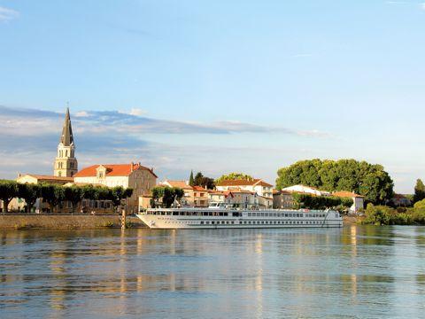 Croisière sur le Rhône de Lyon