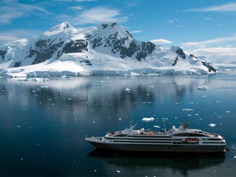 Crociera Ponant Antartide