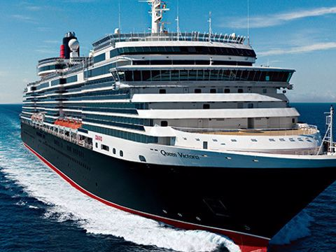Croisière Cunard Îles Britanniques