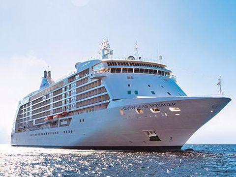 Crucero Regent de Auckland a Tokio